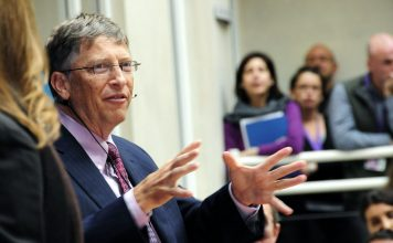Bill Gates - Photo: Dfid.gov.uk, CC BY 2.0