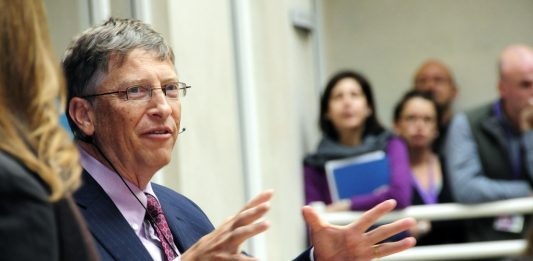 Bill Gates - Photo: Dfid.gov.uk, CC BY 2.0