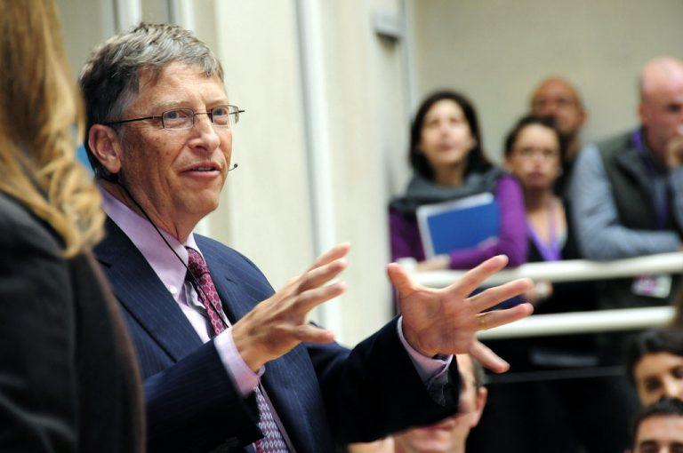 Event 201. Bill och Melinda Gates förberedde sig i höstas på pandemi
