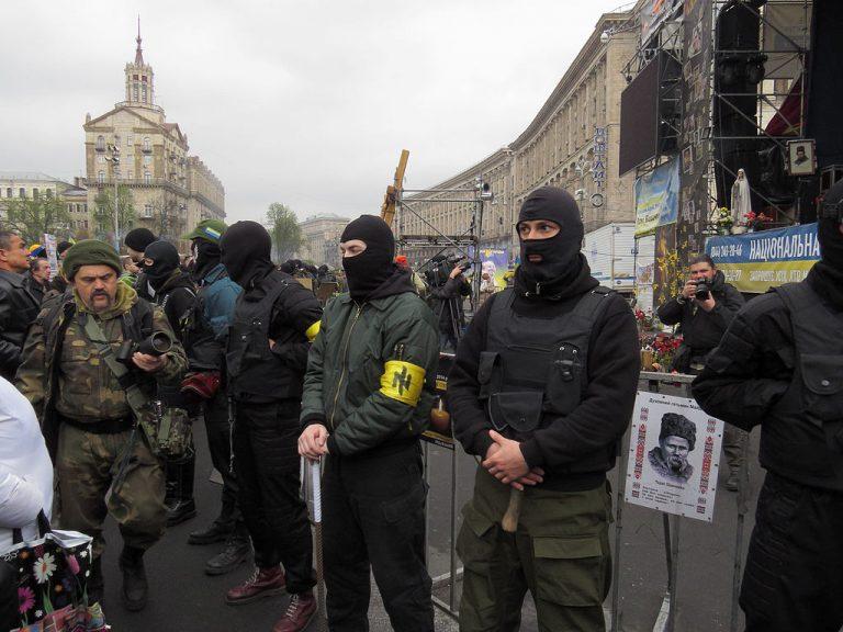 Dags att erkänna  statskuppen i Kiev, Ukraina, efter sju år!