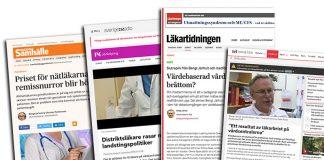Bengt Järhult i media, skärmdumpar