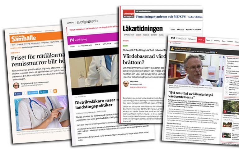 Bengt Järhult: Är våra sjukskrivningar rättsosäkra?