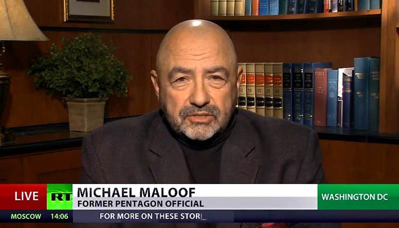 Michael Maloof - Foto: RT.com