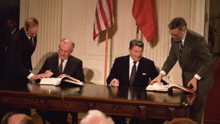 USA & Co röstar ned Rysslands förslag i FN att stärka INF-fördraget