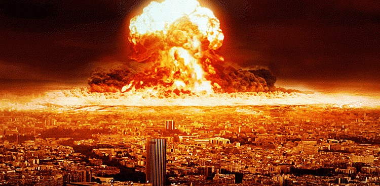USA hotar att sätta in kärnvapen mot Kina