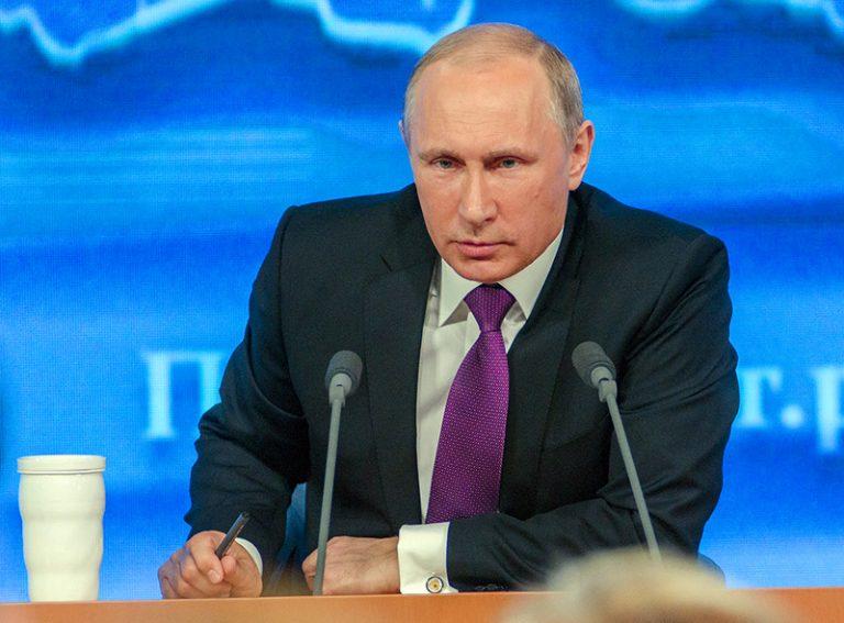 Men vad tycker Putin egentligen om dagens frågor?