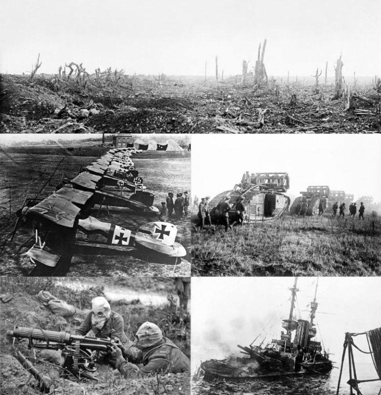 Vår förfalskade historia om Första Världskriget avslöjad!