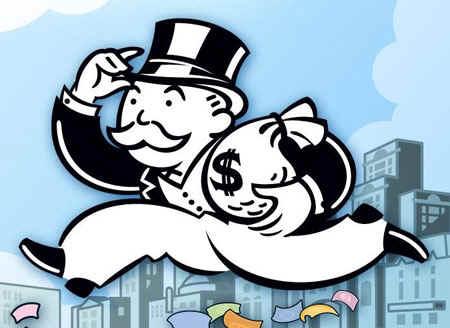 Stor ökning av miljardärernas förmögenhet och av arbetslösheten i USA under 10 veckor i vår. Leve kapitalismen!?