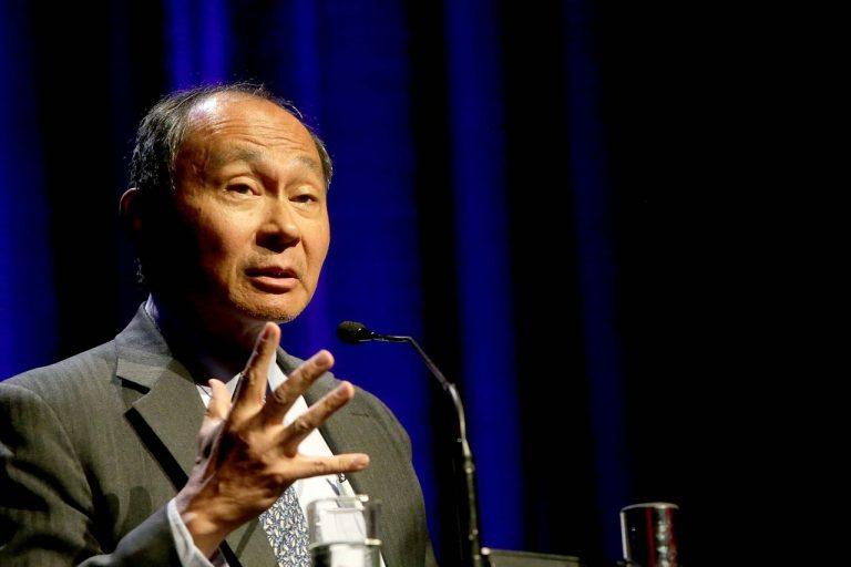 """Francis Fukuyama, mannen med """"Historiens liberala slut"""" vandrar vänsterut"""
