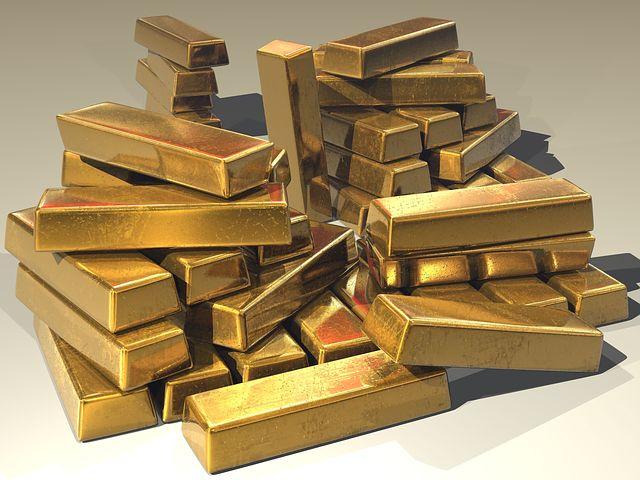 Man köper guld inför den ekonomiska nedgången  – eller den kommande stora krisen