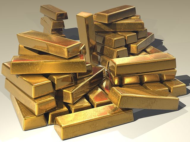 Ryssland hamstrar guld och säljer amerikanska statsobligationer. Varför?