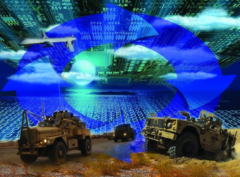Cyberwar och Nato:s militära installationer i Norden I