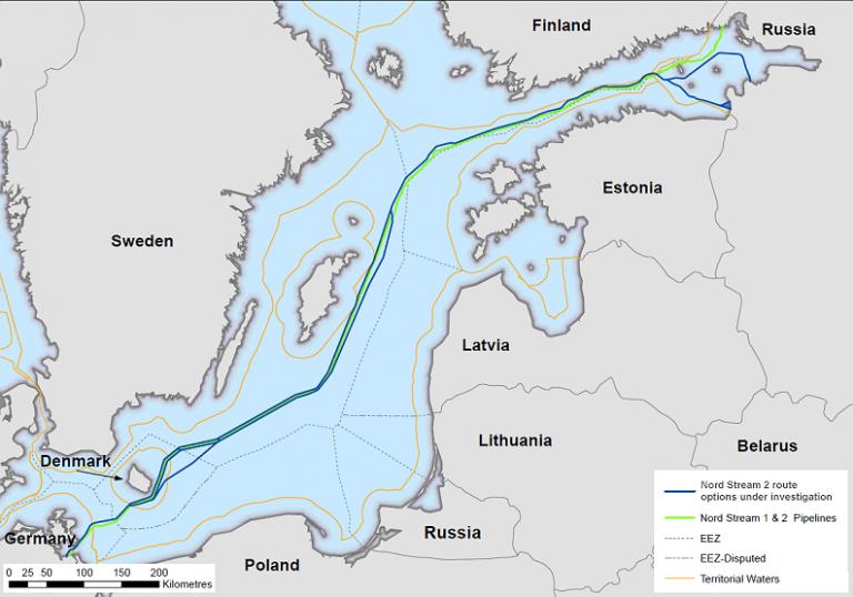 USA och Ukraina vill stoppa TurkStream och Nord Stream 2. Ingen fri konkurrens här inte!
