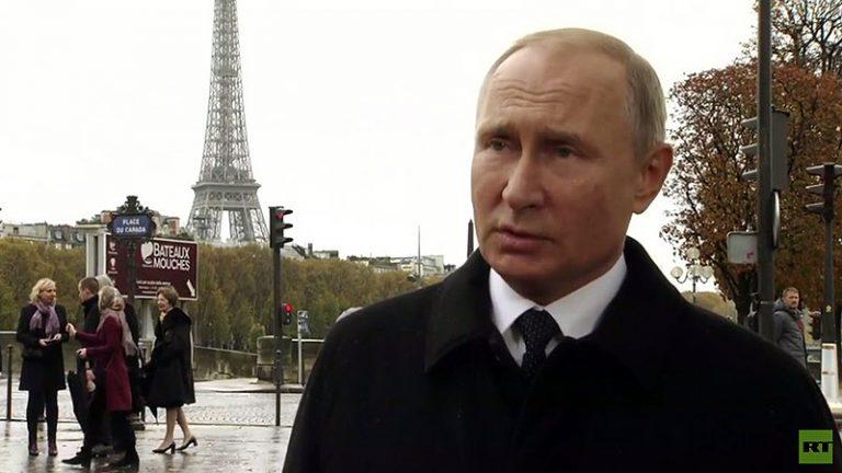 Putin positiv till en europeisk armé – Ersätter beroendet till NATO och Washington