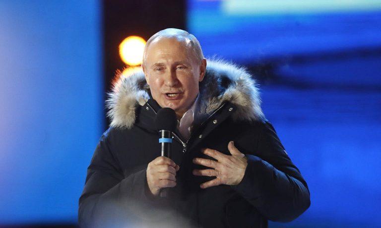 Hur har Putin lyckats under sina 20 år?