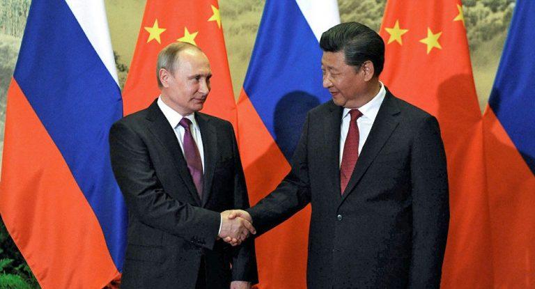 Tal av Putin och Xi i Davos 2021 pekar mot en annan framtid
