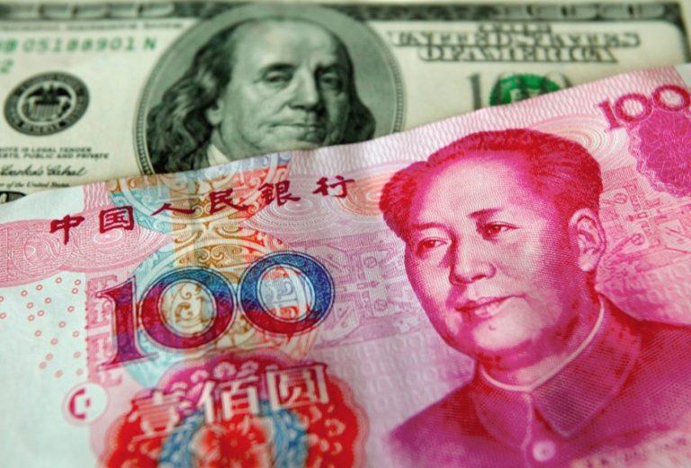 Vem vill fortfarande ha dollar?  I vart fall inte Kina