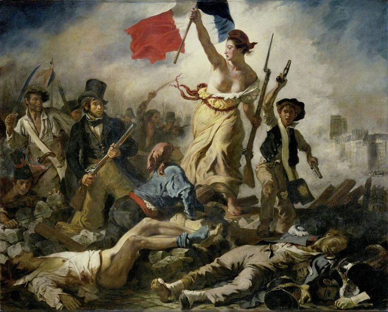 """""""Man måste befria sig ifrån den amerikanska påverkan och närma sig Moskva"""" proklamerar höga militärer  i Frankrike."""