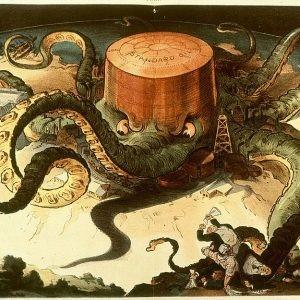 Nya kalla kriget och kampen mot imperialismens åsikter och världsbild