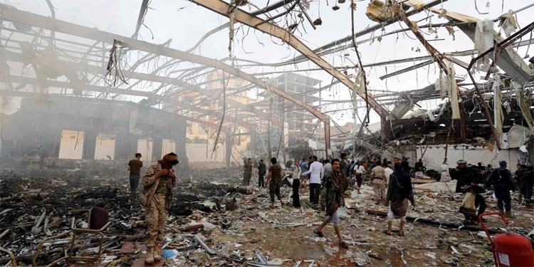 Kraschande saudiska oljeekonomin förklarar brådskande fredserbjudande i Jemen