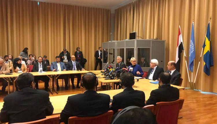 Framsteg i Jemenförhandlingar – men desinformation i svenska media.