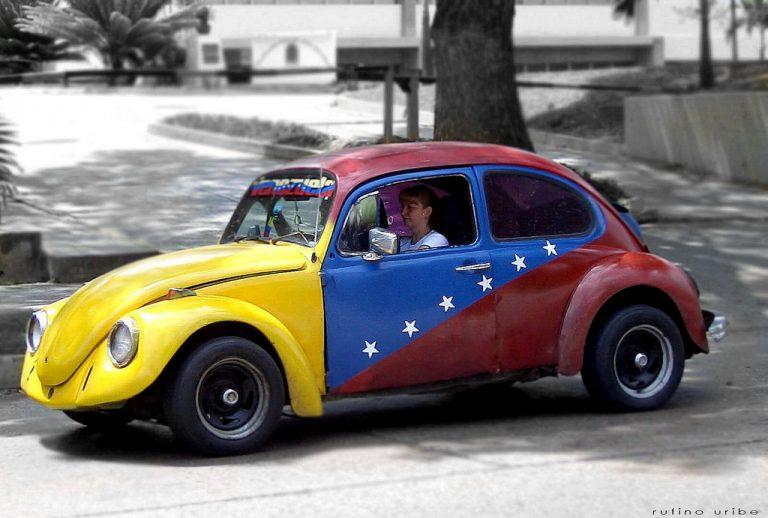 Vart kör(s) Venezuela?