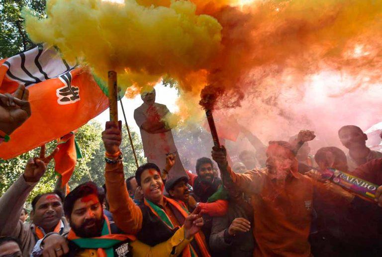 Landsomfattande bondeuppror i Indien fortsätter