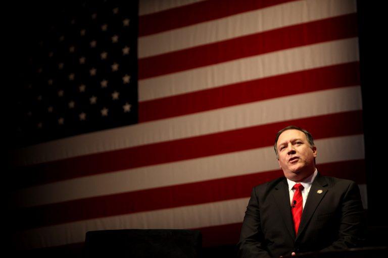 """Utrikesminister Pompeo: """"Vi har inget att skämmas för i Mellanöstern"""" (Fast USA dödat miljoner människor och förstört flera länder)"""