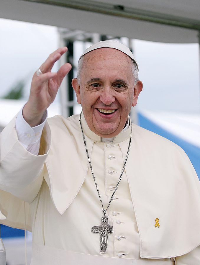 Påven om Venezuela: Dialog- INTE intervention, ultimatum, extern inblandning eller erkännande