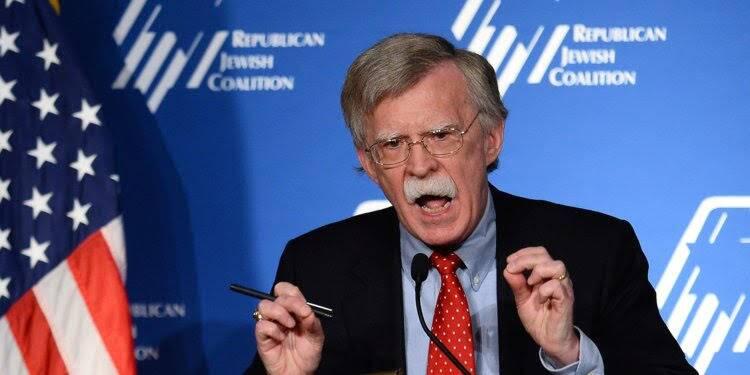 Hur John Bolton och falska uppgifter tog USA till randen av krig mot Iran.