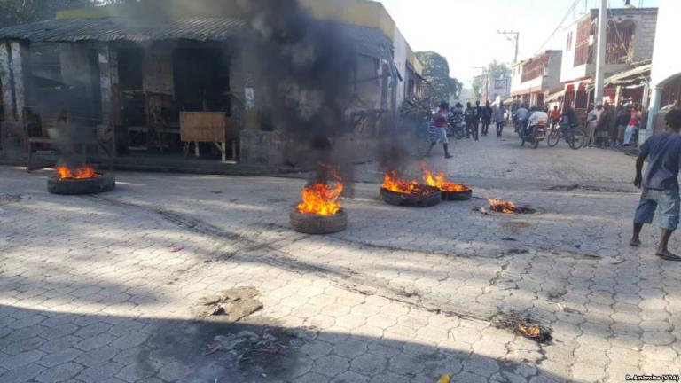 Hur USA stryper Haiti i försöken att tvinga på Venezuela regimskifte