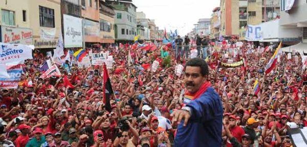 Valet i Venezuela.