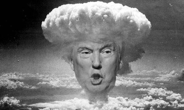 USA lämnar INF sedan väst-länder motsatt sig i FN att INF-avtalet behålls – ökad risk för kärnvapenkrig