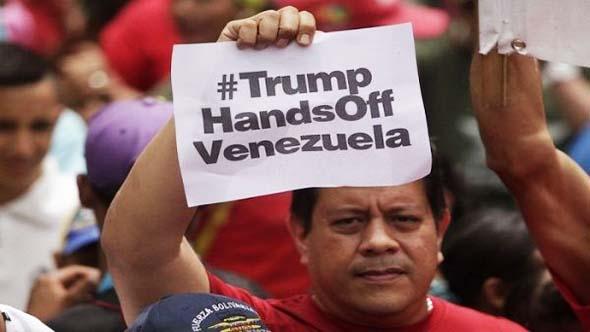 USA och Latinamerikas höger planerar militärt angrepp på Venezuela