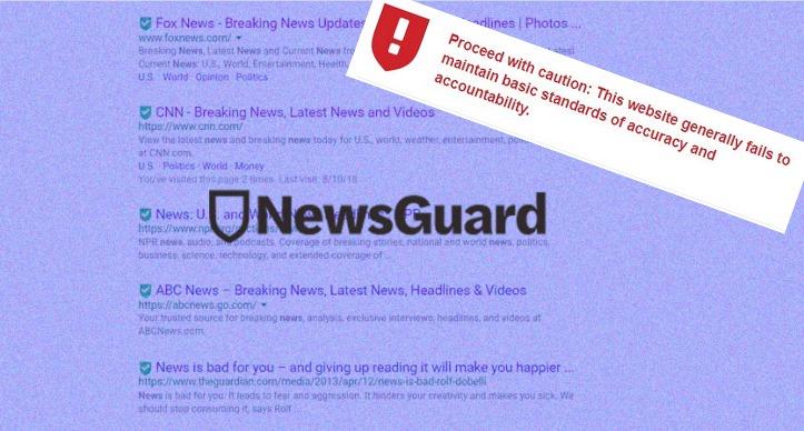 Microsoft integrerar NewsGuard i sin webläsare i kampen mot falska nyheter och yttrandefrihet