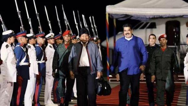 Förbereder USA militärt angrepp på Venezuela?