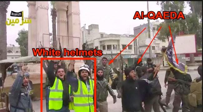 """BBC:s kommande """"dokumentär"""" """"White Helmets"""" – karaktärsmord på dem som söker fakta om angrepsskriget på Syrien"""