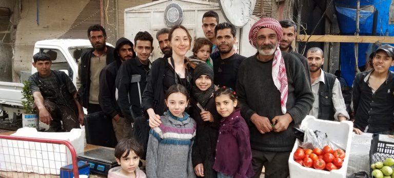 Oberoende journalister ger motbilder från Syrien