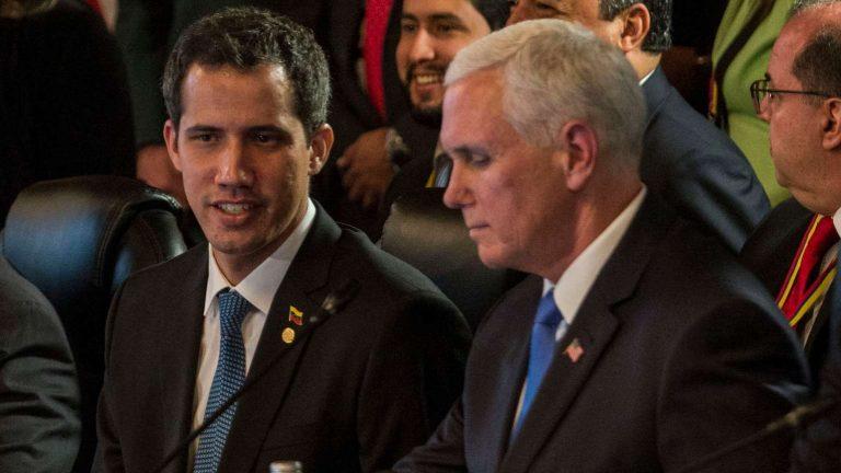 USA skäller ut Guaidó för kuppolitikens misslyckande i Venezuela