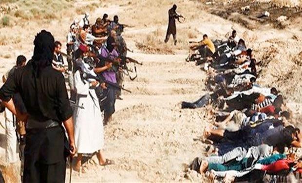 USA satsar fortfarande på sina IS-terrorister