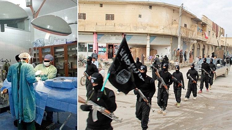 Tig inte om beläggen från USA-generaler och press om USA:s mångåriga stöd till terrorister!