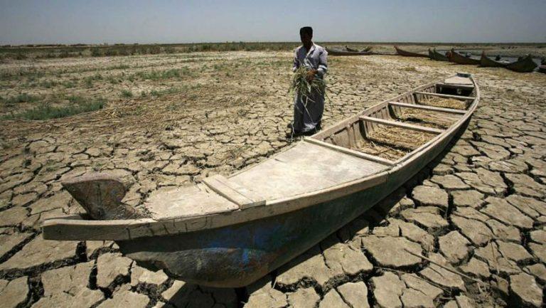 Pentagons och krigets roll för miljö- och klimatförstörelsen av Irak – Levande rapport. Del 1.