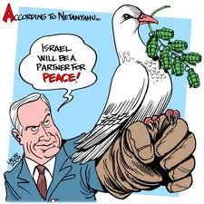 Allt närmare israelisk annektering av Palestina