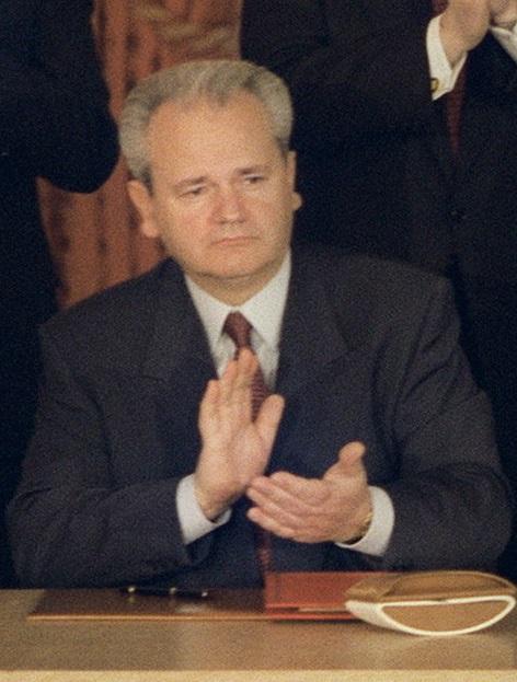 Radovan Karadzic fick livstid, Milosevic frikänd för andra gången – men när ska Nato & Co ställas inför rätta?