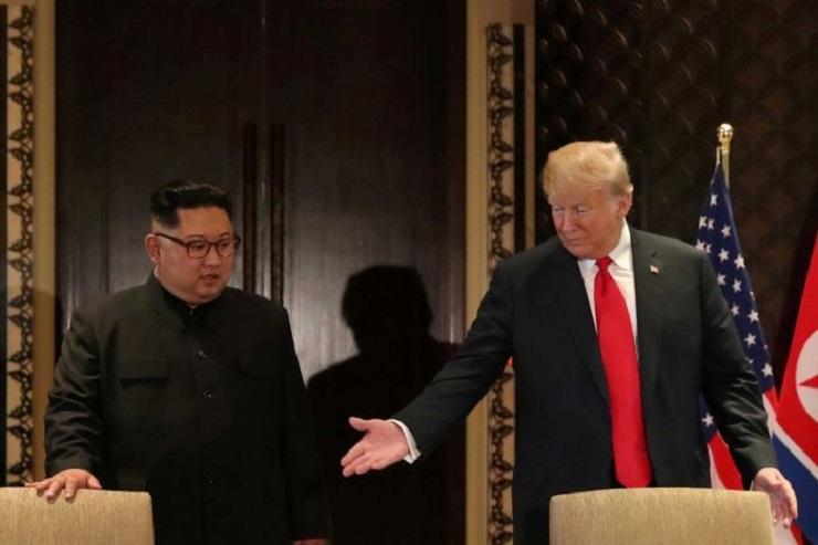 Det misslyckade mötet i Hanoi mellan Nordkorea och USA överraskar inte