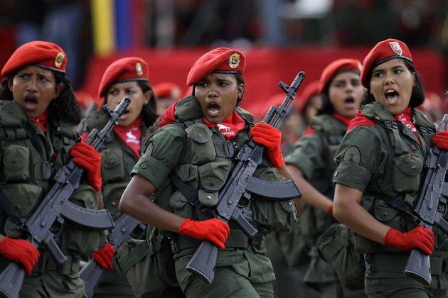 """Planerar USA & Co en """"false flag""""-insats för att få krig mot Venezuela?"""