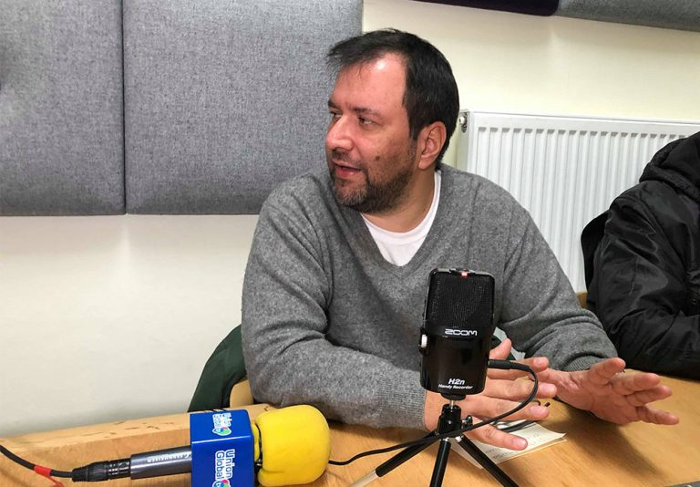 """Färsk intervju med Venezuelas vice utrikesminister Yvan Gil i Stockholm – """"Stöd dialog och fred"""""""