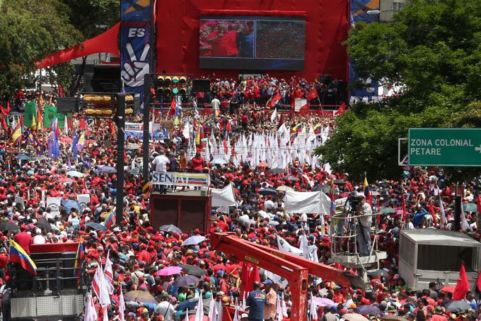 Venezuela-Nytt. USA: Vi ska störta regeringen mm.