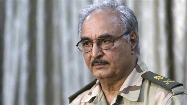 Libyen – Från Gaddafi till Haftar. Och vem stödjer Haftar förutom Israel