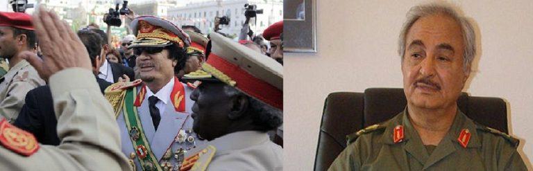 Det komplicerade läget i Libyen